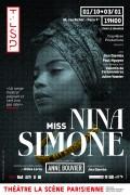 Miss Nina Simone à La Scène Parisienne