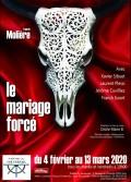 Le Mariage forcé au Théâtre du Gouvernail