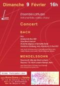 L'Ensemble Latitudes en concert