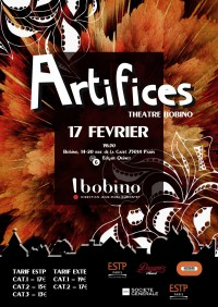 Artifices à Bobino