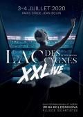 Lac des cygnes XXLive au Stade Jean Bouin