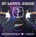 Juste debout 2020 à l'AccorHotels Arena