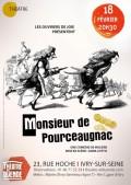 Monsieur de Pourceaugnac au Théâtre El Duende