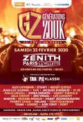 « Générations zouk » au Zénith