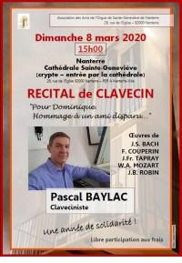 Pascal Baylac en concert