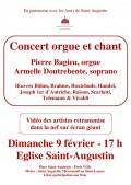 Pierre Bagieu et Armelle Doutrebente en concert