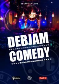La Debjam Comedy au Comedy Club