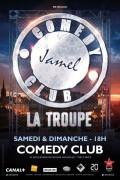 Jamel Comedy Club : La Troupe au Comedy Club