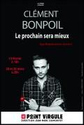 Clément Bonpoil au Point Virgule