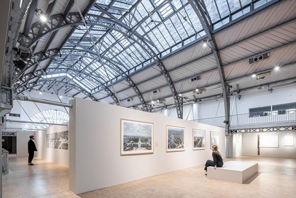 Exposition Champs-Élysées au Pavillon de l'Arsenal