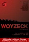 Woyzeck au Théâtre La Croisée des Chemins - Salle Belleville