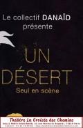 Un désert au Théâtre La Croisée des Chemins - Salle Vaugirard