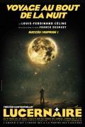 Voyage au bout de la nuit au Théâtre du Lucernaire