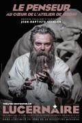 Le Penseur au Théâtre du Lucernaire