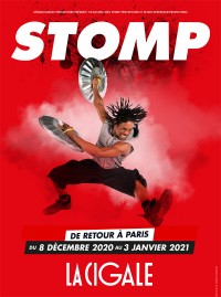 Stomp à La Cigale