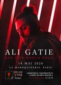 Ali Gatie à la Maroquinerie