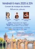 Rachel Miller, Irma Barbutsa et Adrien Frasse-Sombet en concert