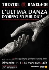L'Ultima Danza d'Orfeo ed Euridice au Théâtre Ranelagh