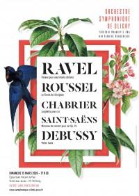 L'Orchestre symphonique de Clichy et Frédéric Nanquette en concert