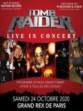 « Tomb Raider live » au Grand Rex