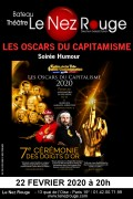 Les Oscars du capitalisme au Nez Rouge