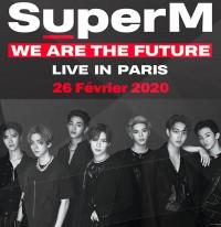 SuperM en concert
