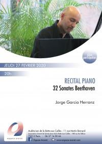 Jorge Garcia Herranz en concert