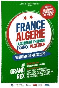 France-Algérie, la soirée de l'humour franco-algérien au Grand Rex