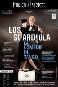 Los Guardiola : La Comédie du tango au Studio Hébertot