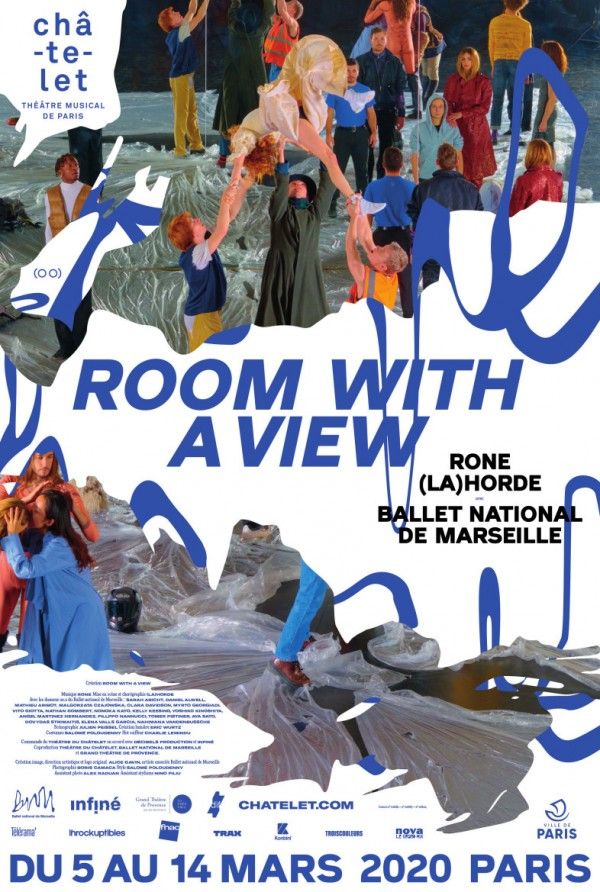 Room With a View au Théâtre du Châtelet