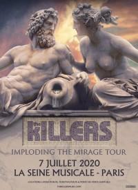 The Killers à la Seine musicale