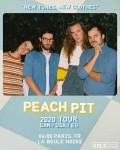 Peach Pit à la Boule noire