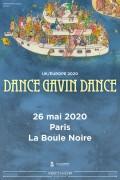 Dance Gavin Dance à la Boule noire