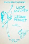 Lucie Antunes et Léonie Pernet à la Boule noire