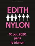 Edith Nylon au Trianon