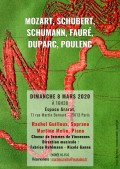 Le Chœur de femmes de Vincennes, Rachel Guilloux et Martine Melin en concert