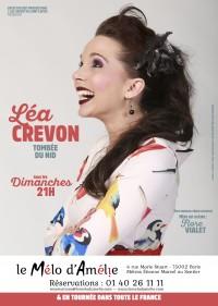 Léa Crevon : Tombée du nid au Théâtre Mélo d'Amélie