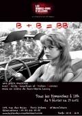 B+B=BB aux Rendez-Vous d'Ailleurs