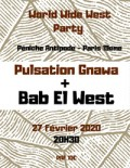 Pulsation Gnawa et Bab El West en concert