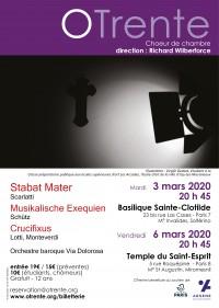 L'Orchestre Via Dolorosa et Chœur de chambre OTrente en concert