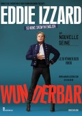 Eddie Izard : Wunderbar à La Nouvelle Seine