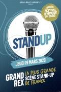 Stand up au Grand Rex