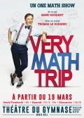 Very Math Trip au Théâtre du Gymnase