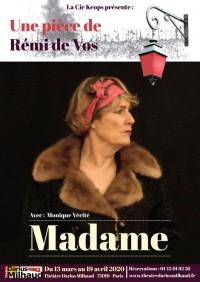 Madame au Théâtre Darius Milhaud