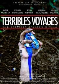 Terribles voyages au Théâtre Darius Milhaud