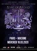 Sons of Apollo en concert