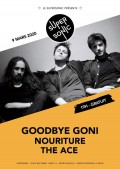 Goodbye Goni, Nouriture et The Ace au Supersonic