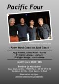Pacific Four en concert