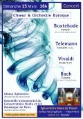 Le Chœur Ephémère et ensemble instrumental en concert