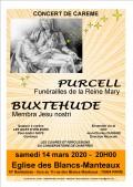L'Ensemble vocal CDC et quatuor Les Ailes d'Orléans en concert